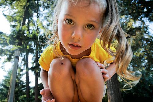 La curiosité des enfants est légendaire et parfois dérangeante pour les adultes...