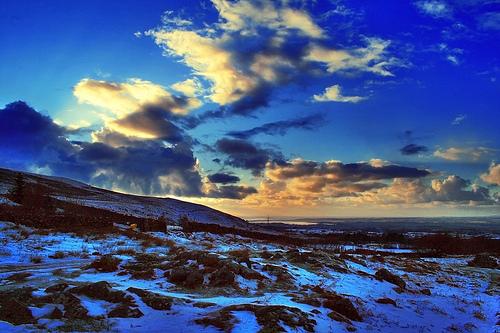 Une parole donnée c'est comme un ciel pur un matin d'hiver. C'est beau et enrichissant.