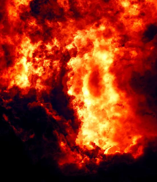 Le feu céleste