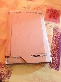 Le colis d'Amazon.fr