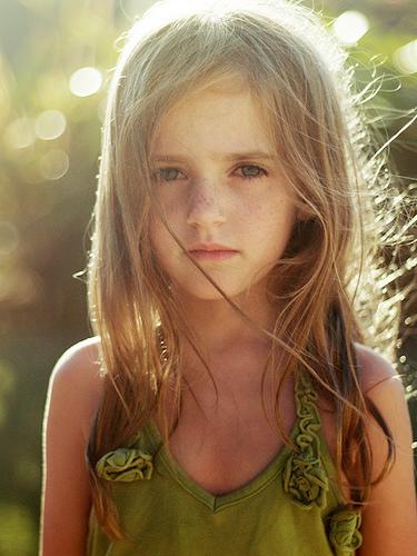 Elle est forte, elle sait ce qu'elle veut, elle est l'avenir.
