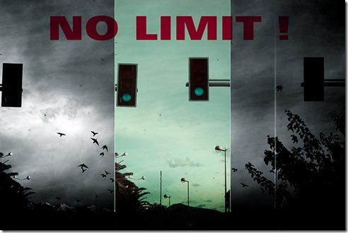 Pas de limites !