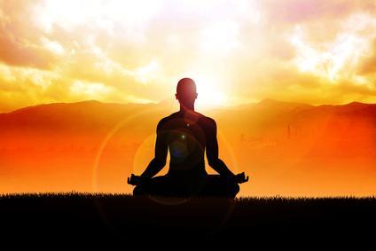 La bonne méditation... relaxante !